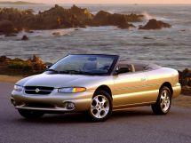Chrysler Sebring 1996, открытый кузов, 1 поколение, JX