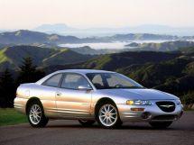 Chrysler Sebring рестайлинг 1997, купе, 1 поколение, FJ