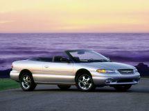 Chrysler Sebring рестайлинг 1999, открытый кузов, 1 поколение, JX