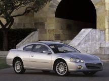 Chrysler Sebring рестайлинг, 2 поколение, 01.2003 - 01.2006, Купе