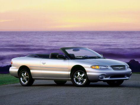 Chrysler Sebring (JX) 01.1999 - 01.2000