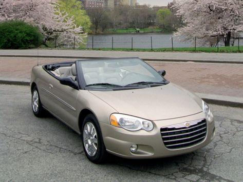 Chrysler Sebring (JR) 01.2003 - 01.2006