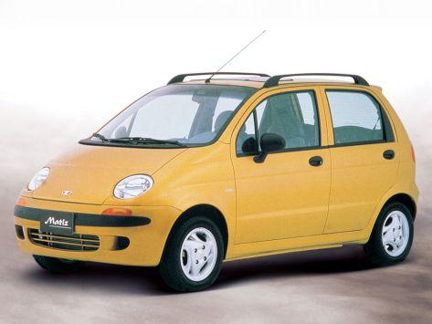 Daewoo Matiz (M100) 12.1997 - 08.2000