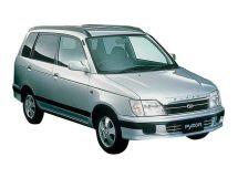 Daihatsu Pyzar 2-й рестайлинг 1998, универсал, 1 поколение