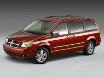 Dodge Grand Caravan 5 поколение, 01.2007 - 01.2010, Минивэн