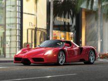 Ferrari Enzo Ferrari 2002, купе, 1 поколение