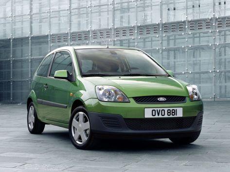 Ford Fiesta (Mk VI) 09.2005 - 08.2008