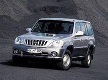 Hyundai Terracan 2001, джип/suv 5 дв., 1 поколение, HP
