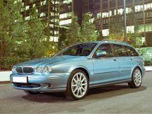 Jaguar X-Type 2004, универсал, 1 поколение