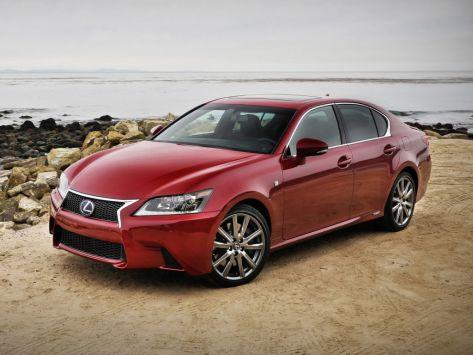 Lexus GS450h L10