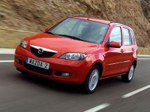 Mazda Mazda2 2002, хэтчбек 5 дв., 1 поколение, DY