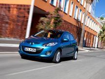 Mazda Mazda2 рестайлинг 2010, хэтчбек 5 дв., 2 поколение, DE