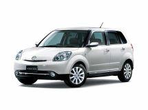 Mazda Verisa рестайлинг, 1 поколение, 08.2006 - 09.2015, Хэтчбек 5 дв.