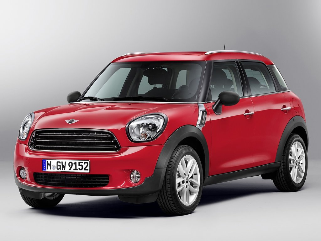 Mini Countryman 2010 - 2014