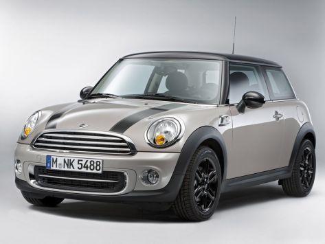 Mini Hatch  04.2010 - 11.2014