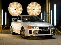 Mitsubishi Lancer Evolution 1998, седан, 5 поколение