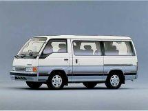 Nissan Caravan 1986, минивэн, 3 поколение, E24