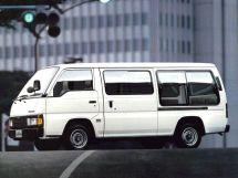 Nissan Caravan 3 поколение, 09.1986 - 03.2001, Минивэн