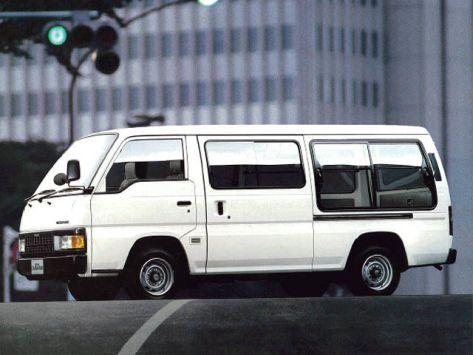 Nissan Caravan (E24) 09.1986 - 03.2001