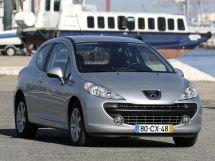 Peugeot 207 2006, хэтчбек, 1 поколение