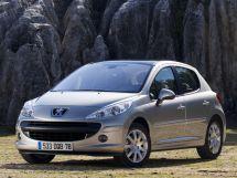 Peugeot 207 2006, хэтчбек 5 дв., 1 поколение