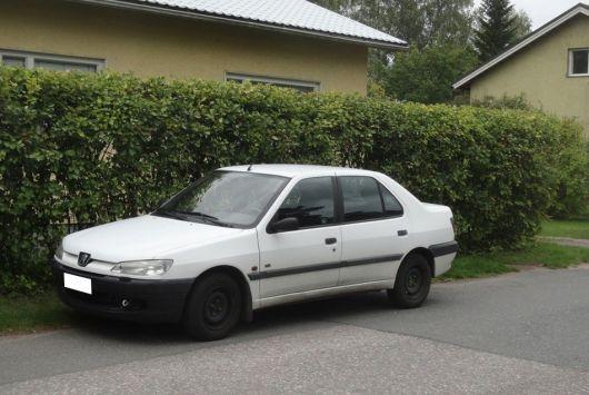 Peugeot 306  05.1997 - 09.2000
