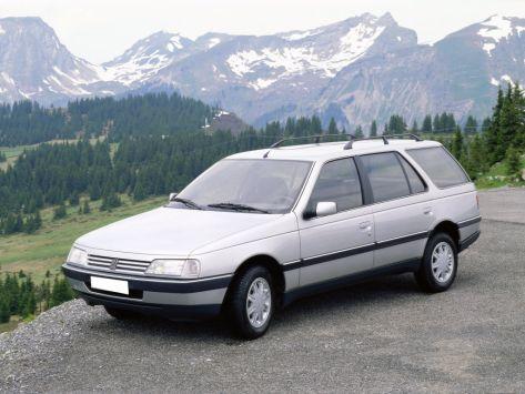 Peugeot 405  03.1993 - 09.1996