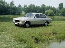 Peugeot 504 1968, седан, 1 поколение