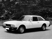 Peugeot 504 1969, купе, 1 поколение