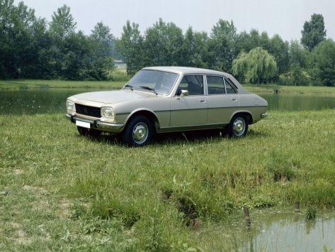 Peugeot 504  09.1968 - 09.1983