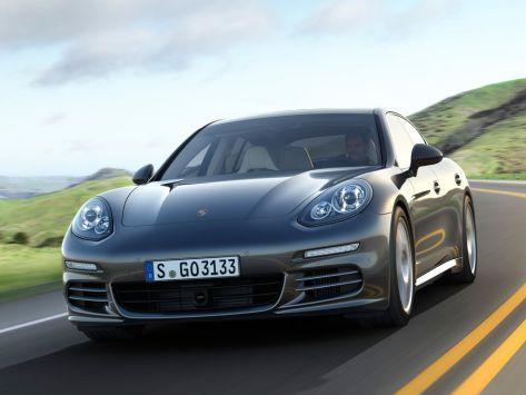 Porsche Panamera  07.2013 - 06.2016