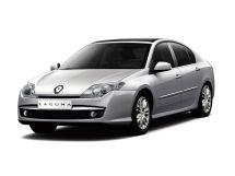 Renault Laguna 3 поколение, 09.2007 - 10.2010, Лифтбек