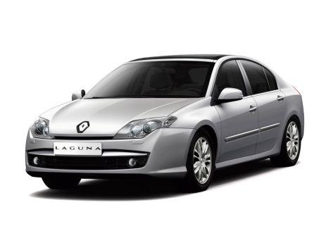 Renault Laguna (BT) 09.2007 - 10.2010