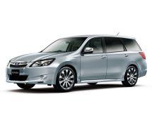 Subaru Exiga рестайлинг, 1 поколение, 06.2011 - 03.2015, Минивэн