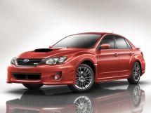Subaru Impreza WRX рестайлинг 2011, седан, 3 поколение, GE