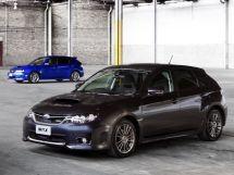 Subaru Impreza WRX рестайлинг 2011, хэтчбек, 3 поколение, GH