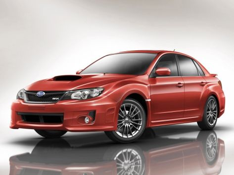 Subaru Impreza WRX (GE) 05.2011 - 02.2014
