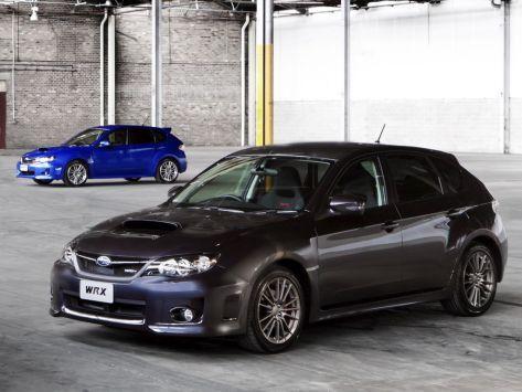 Subaru Impreza WRX (GH) 05.2011 - 05.2013