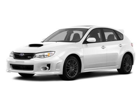 Subaru Impreza WRX STI GR