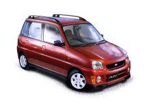 Subaru Pleo 1998, хэтчбек 5 дв., 1 поколение, RV, RA