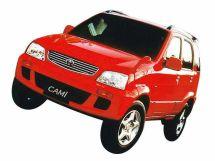 Toyota Cami 1999, джип/suv 5 дв., 1 поколение, J100