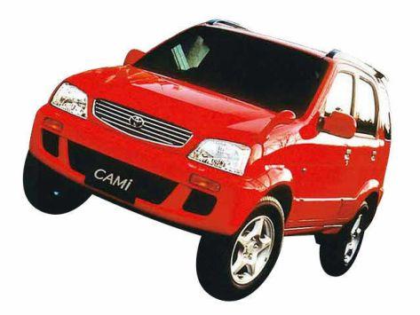 Toyota Cami J100