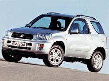 Toyota RAV4 2 поколение, 05.2000 - 08.2003, Джип/SUV 3 дв.
