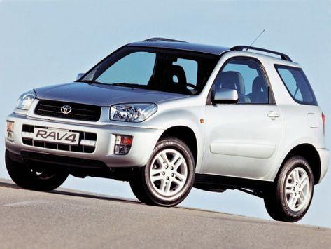Toyota RAV4 (CA20) 05.2000 - 08.2003