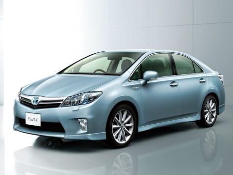 Toyota Sai (K10) 12.2009 - 07.2013