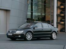 Volkswagen Phaeton рестайлинг 2007, седан, 1 поколение