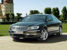Volkswagen Phaeton 2-й рестайлинг, 1 поколение, 04.2010 - 03.2016, Седан