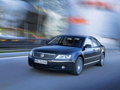Volkswagen Phaeton  03.2002 - 03.2007