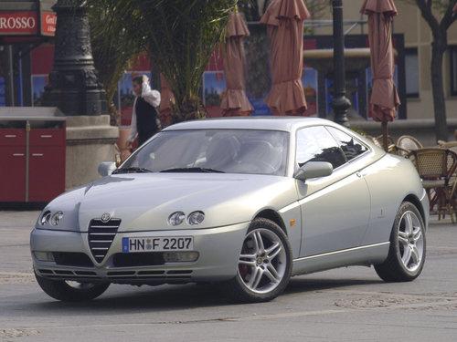 Alfa Romeo GTV 2003 - 2005