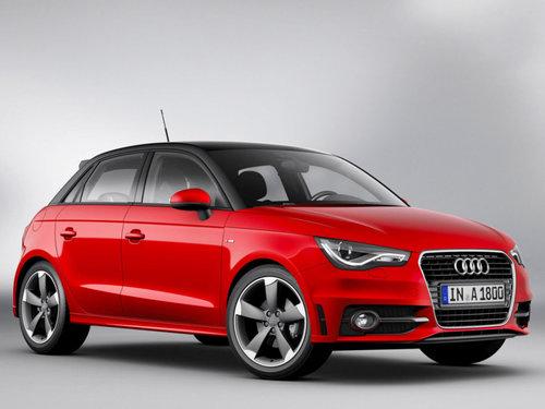 Audi A1 2011 - 2015